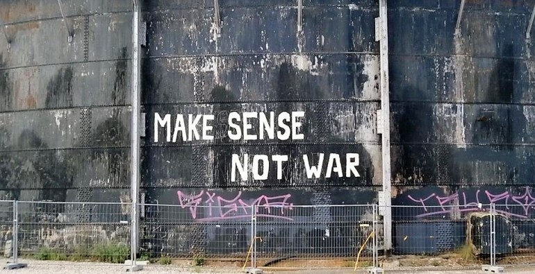 make-sense-not-war